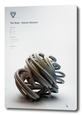 The Nose-Hoover Attractor