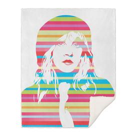 Stevie Nicks - Rhiannon - Pop Art