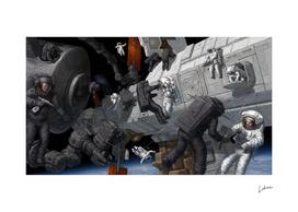 Space Boarding