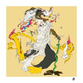 素戔男 - SUSANOO