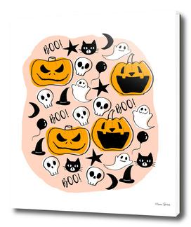 Halloween Creatures 2