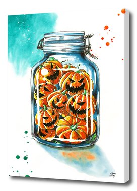 pickled pumpkins