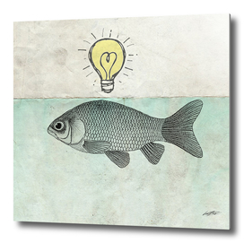 Ideas and goldfish