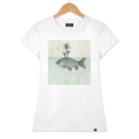 paradise goldfish