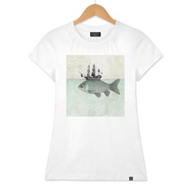 goldfish ship