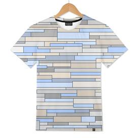 Mosaic Pattern Horizontal