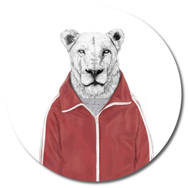 Soviet lion