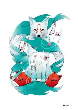 Frozen Kitsune