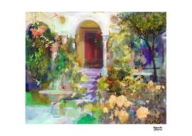 Spanish Garden