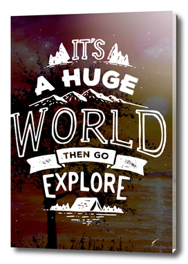 Quote Poster - 54 - Huge