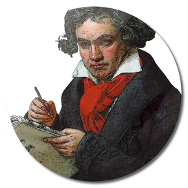 Beethoven Grunged