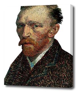 Van Gogh Grunged