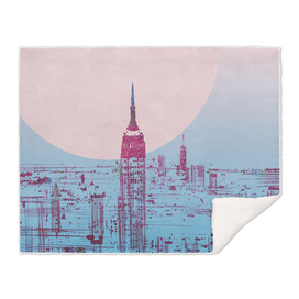Sun In The City Skyline Design