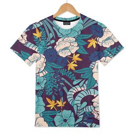 Jungle Pattern 003