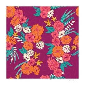Jungle Pattern 005