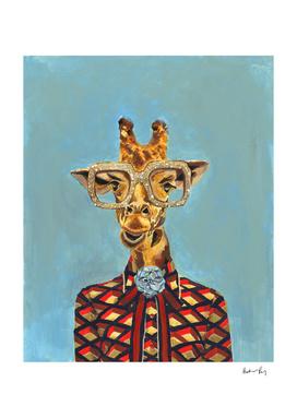Gucci Giraffe