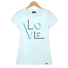 True Love Never Ends - Blue