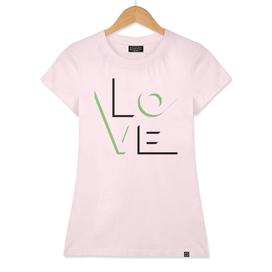 True Love Never Ends - Green