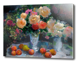 Roses & Fruits
