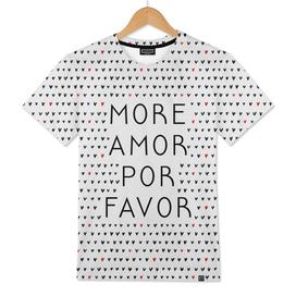 More Amor Black & Red