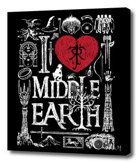 I love Middle Earth