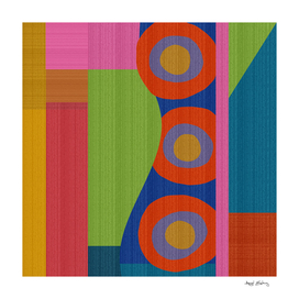 Abstract Composition 506
