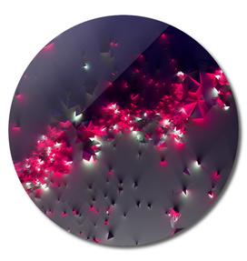 PolyComposition #2 Purple
