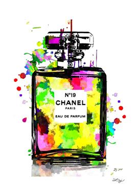 Chanel No. 19 Colored
