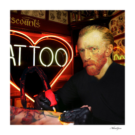 When Art Meets Real Life (Van Gogh)