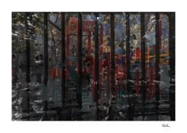 City Scene, New York