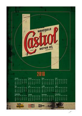 Castrol Calendrier