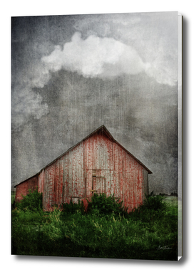 Rain Cloud Rustic Barn