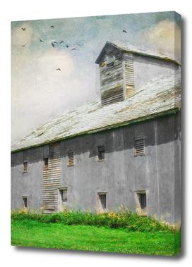 Vintage Summer Barn