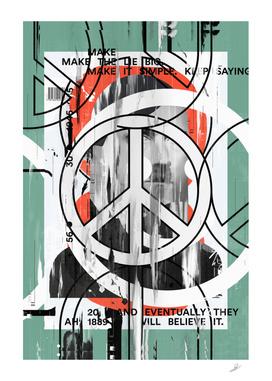 Giga Kobidze - Imagine there is no war..