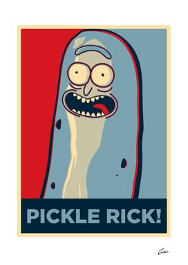 PICKLE RICK!