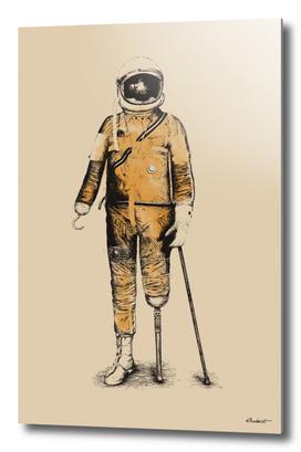 Astropirate (Watercolors)