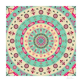 AFE Flower Mandala