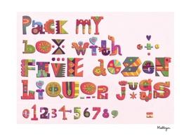 Playbox Alphabet