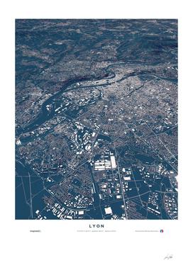 Lyon - City Map