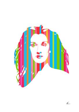 Celine Dion | Pop Art
