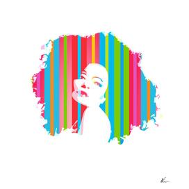 Diana Ross | Pop Art