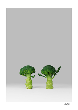 Arguing Broccolis
