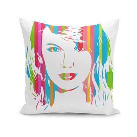 Taylor Swift | Pop Art