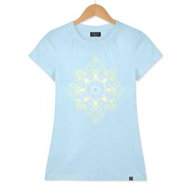 Mandala Blue