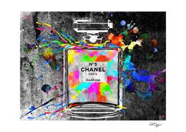 Chanel Rainbow Colors