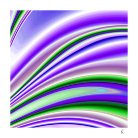 Abstract Fractal Colorways 01 PPG