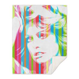 Farrah Fawcett   Pop Art