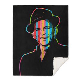 Frank Sinatra   Dark   Pop Art