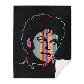 Michael Jackson   Dark   Pop Art