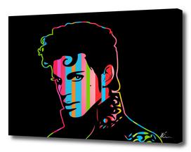 Prince | Dark | Pop Art